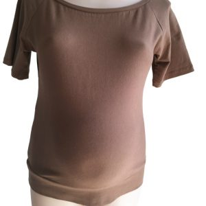 Raglan Sleeve Maternity Top