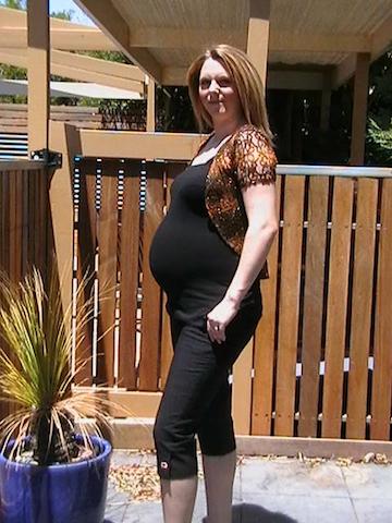 Maternity knickerbockers