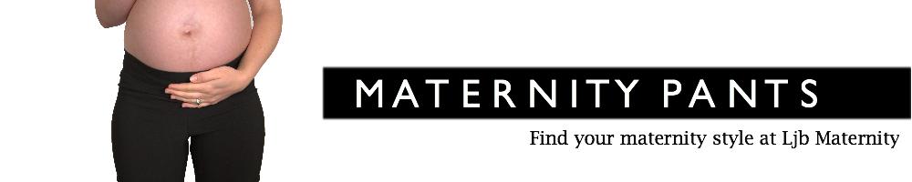 Ljb Maternity Maternity Wear Pants