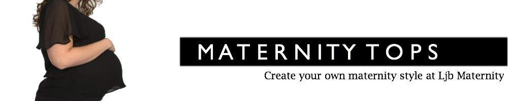 Ljb Maternity Maternity Wear Tops