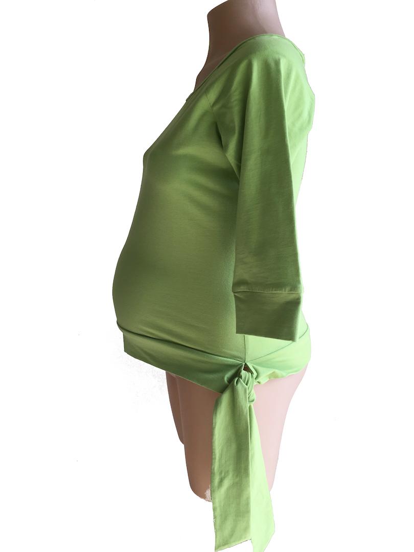 Raglan Maternity Top