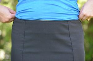 Jessica Maternity Skirt