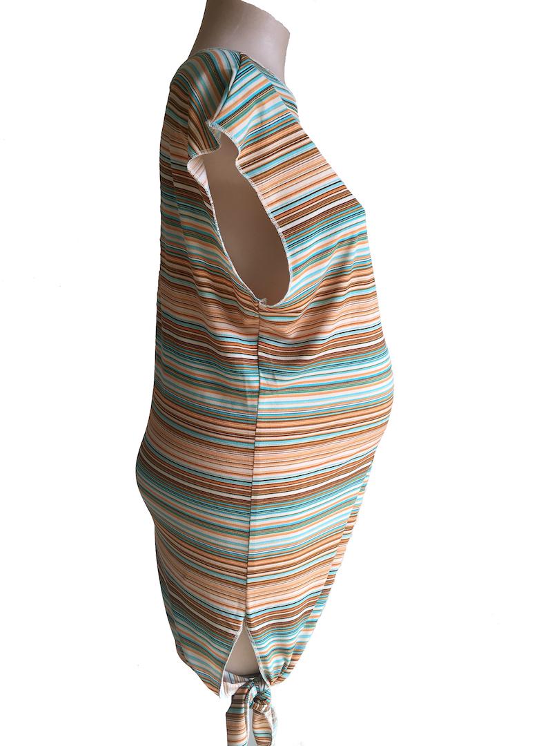 Tied Maternity Wear Top