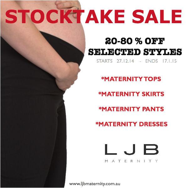 Ljb Maternity on sale